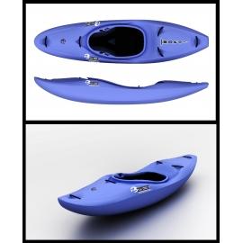 Kajak Górski Toro Zet Kayaks